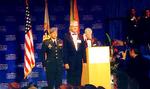 Thomas Stankovich receives the Ellis Island Medal of Honor