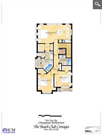 Condominium House Plans Floor Plans