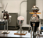 Art robots are like Paris Hilton - no intelligence, but they look good.