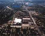 Aerial View Wichita Kansas Tracts