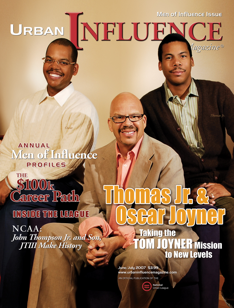 'Fly Jock' Tom Joyner on cover of ...