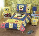 SpongeBob SquarePants Under the Sea bedding and room decor