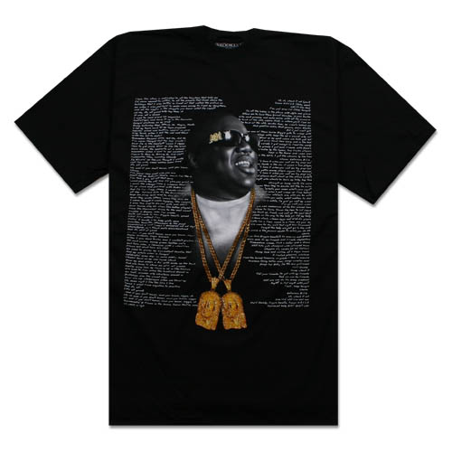 "The Notorious BIG Skys The Limit T Shirt Brooklyn Mint Biggie Rap White Sz M EUC $ Brooklyn Mint Notorious BIG Mo Money Mo Problems Biggie Rapper Men's T shirt 2 thoughts on "" Brooklyn Mint by Notorious B.I.G "" POETIK says: October 19, at ."