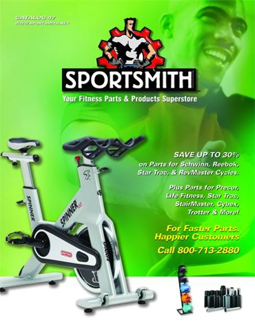 Sportsmith began in Today we are the nation's largest supplier of fitness equipment parts. Health clubs everywhere have come to depend on us for our unmatched speed of delivery, the unsurpassed quality of our parts, and the level of service we provide.