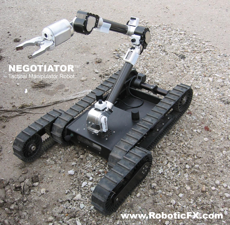 Robotic FX