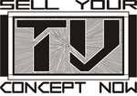 Sell Your TV Concept Now logo