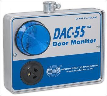 Modularm Releases Dac 55 Door Ajar Alarm