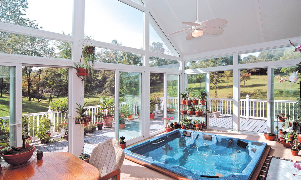 Expand Your Living Space with a Sunroom from Patio Enclosures, Inc.