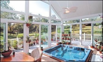 Top Five Common Sunroom Uses