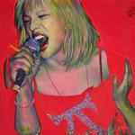 LIPSTICK (Courtney Love) by Olan 2007
