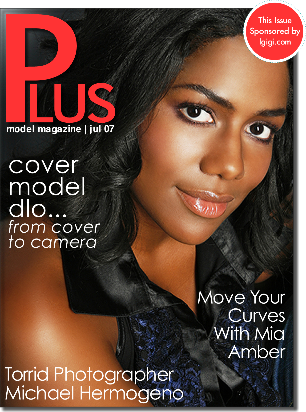 Model Magazines List: Birthday Wishes For Curvy Plus Size Modeling Magazine
