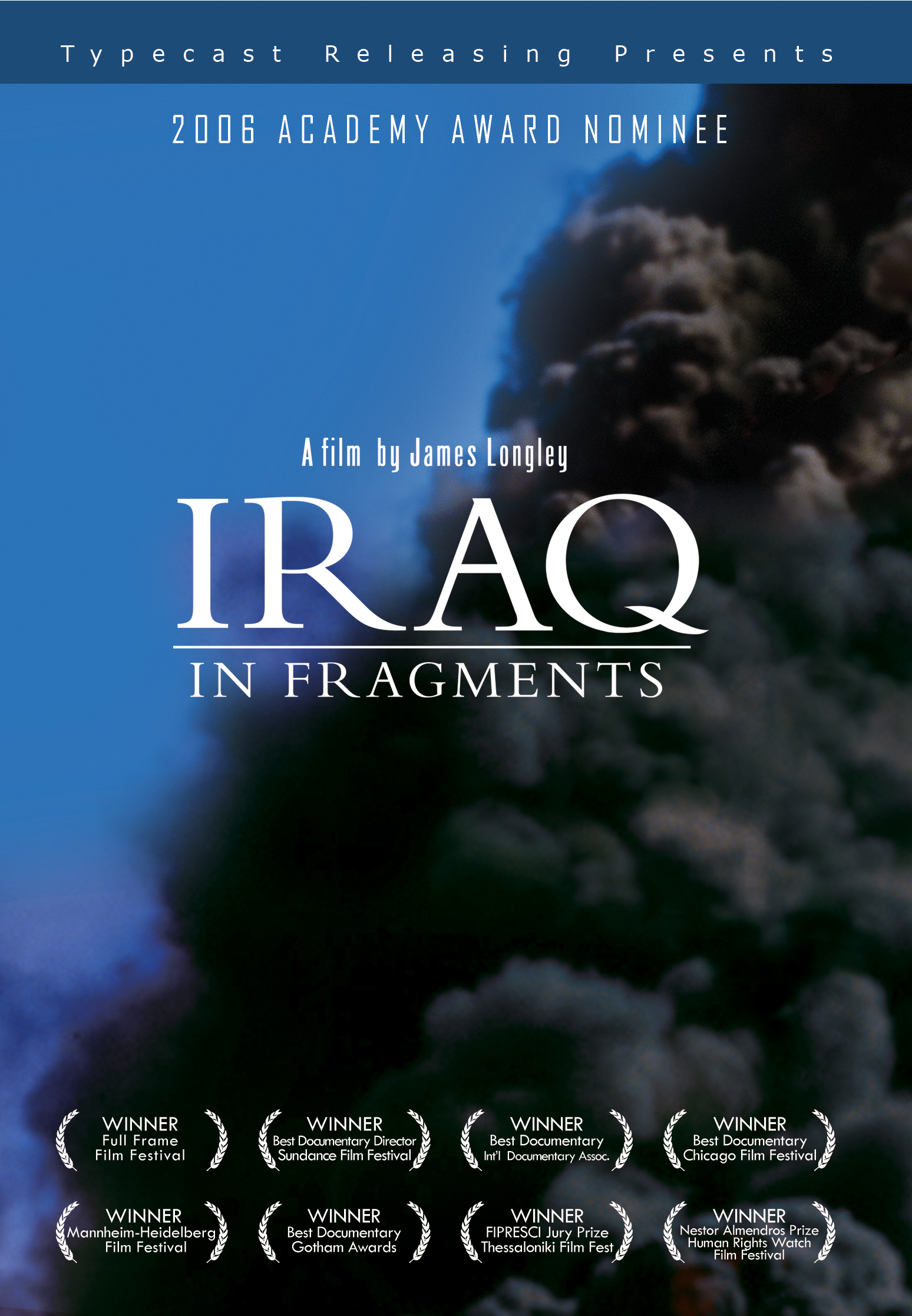 quotiraq in fragmentsquot special edition dvd available july
