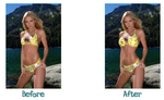 Example of FotoFlexer capabilities