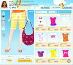Try On Clothes in E-boutiques