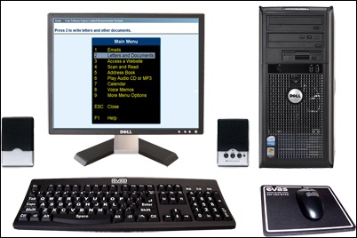 Pc Access Solution For The Visually Impaired Guide Easy