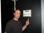 Vince at Green Room in Carolines