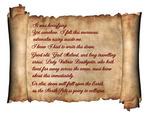 Niflhaim's Letter