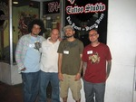 The guys at Miami Ink wore nametags.
