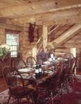 Home by: Estemerwalt Log Homes of Honesdale, PA