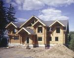Log Home by: Estemerwalt Log Homes