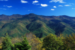Witness breathtaking views of the Blue Ridge