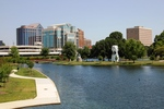 Big Spring Park in Downtown Huntsville