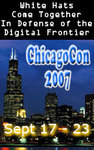 ChicagoCon 2007 125x200 Tower Banner