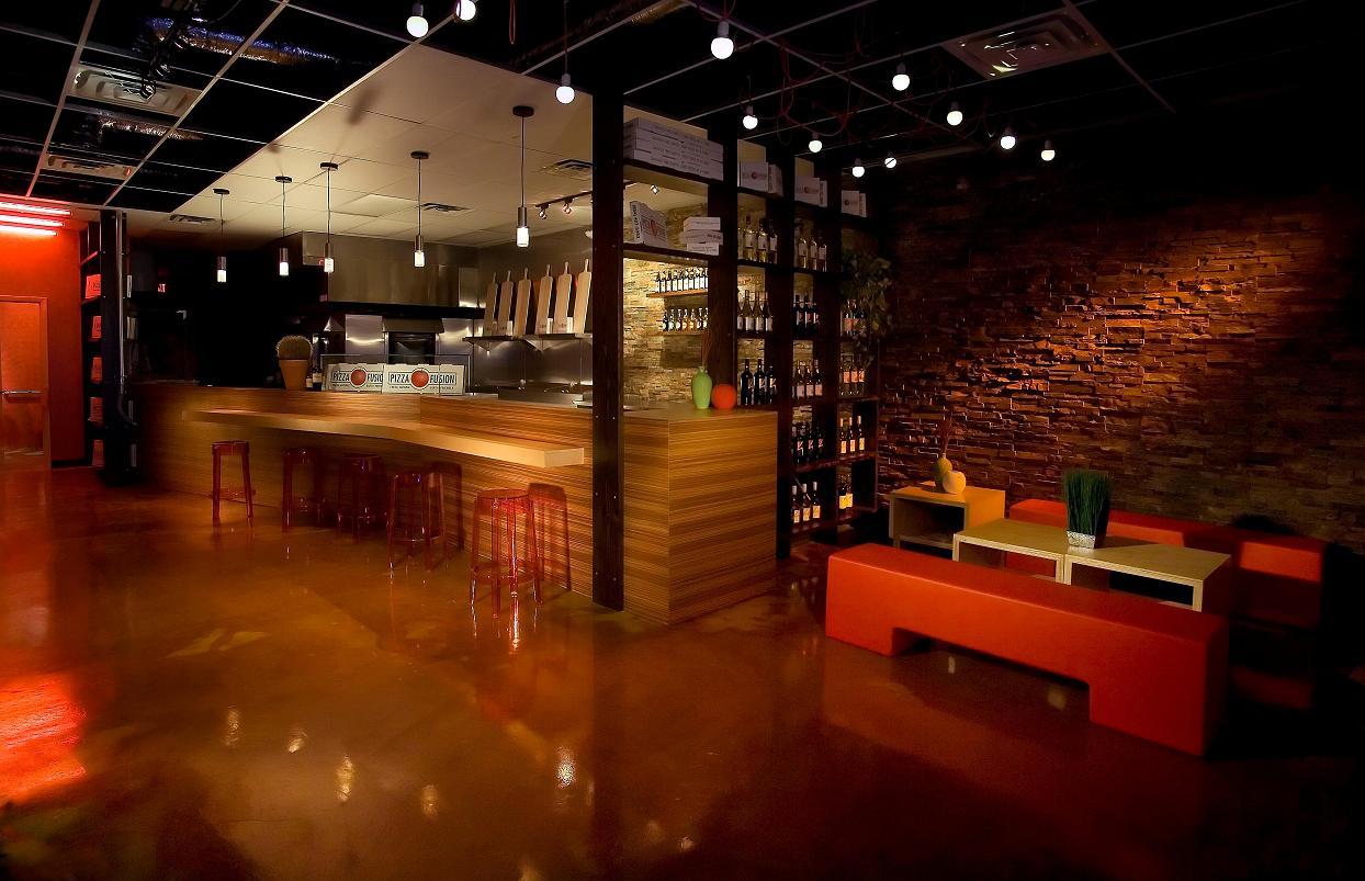 Interior pizzeria joy studio design gallery best