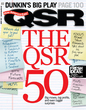 QSR Magazine Announces This Year&amp;#39;s &amp;#39;QSR 50&amp;#39;