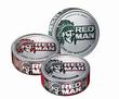 Red Man Moist Snuff Delivers