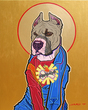 Pop Artist Nathan Janes Creates Response to Pit Bull Abuse
