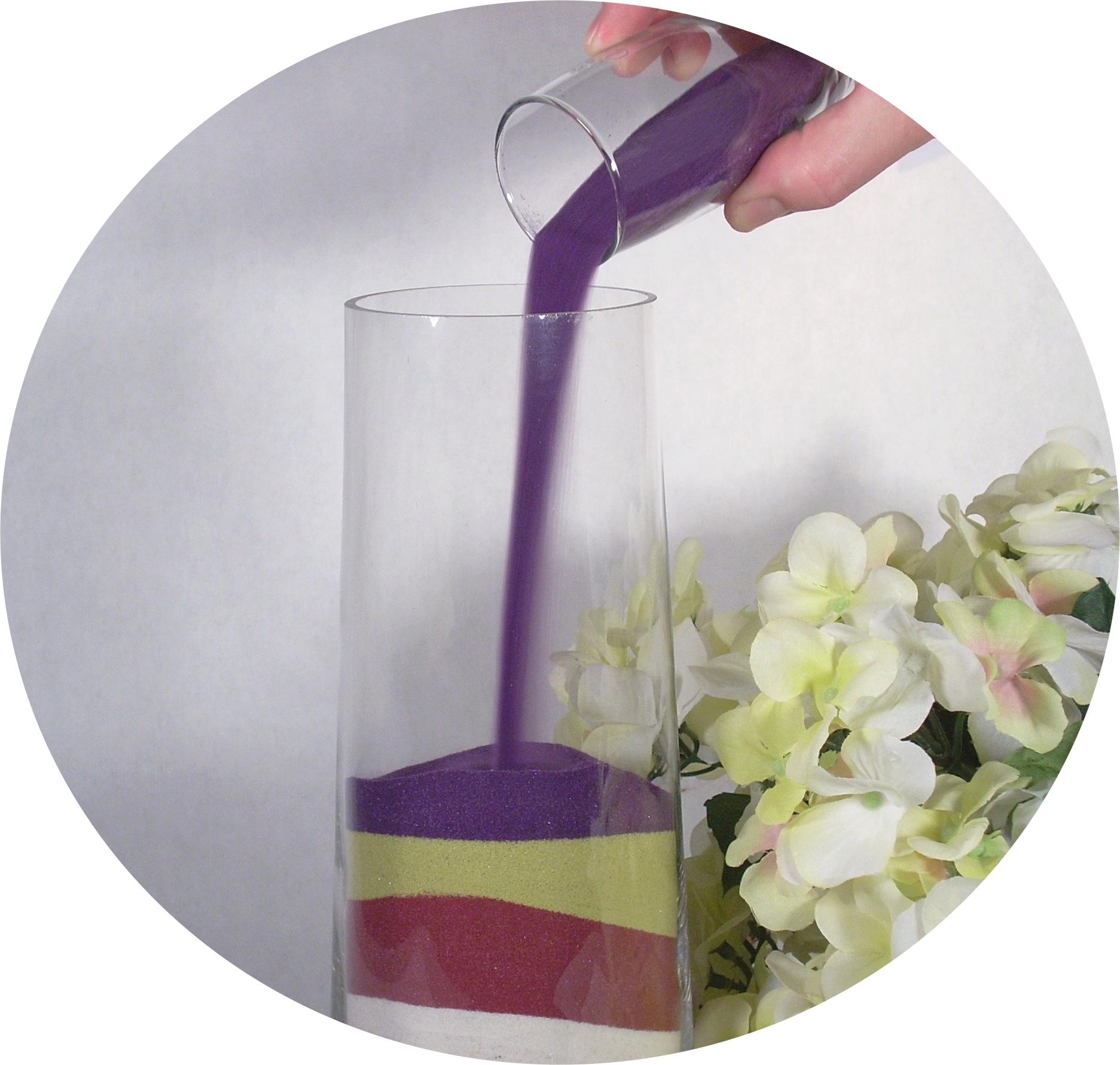2 unique sand vase home idea exciting new unity sand tribute kit now available for weddings reviewsmspy