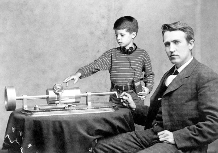 I Met Thomas Edison,' Says Twelve-Year-Old Boy in New American ...