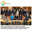 KAUST Presidential Search Committee Reviews Candidates