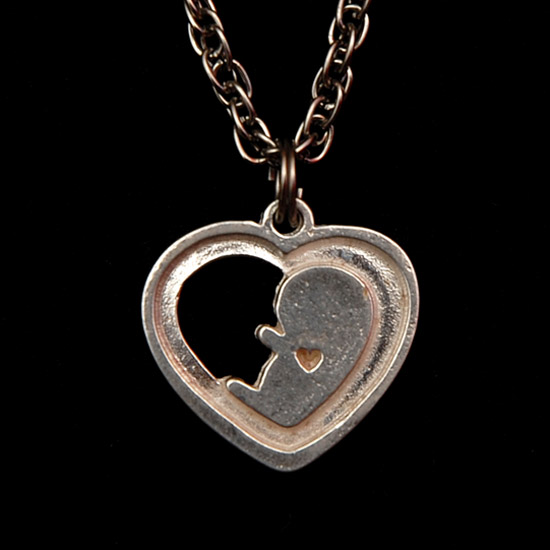Mom shares secret to spread word about pregnancy and infant loss pendant lapel pin aloadofball Choice Image