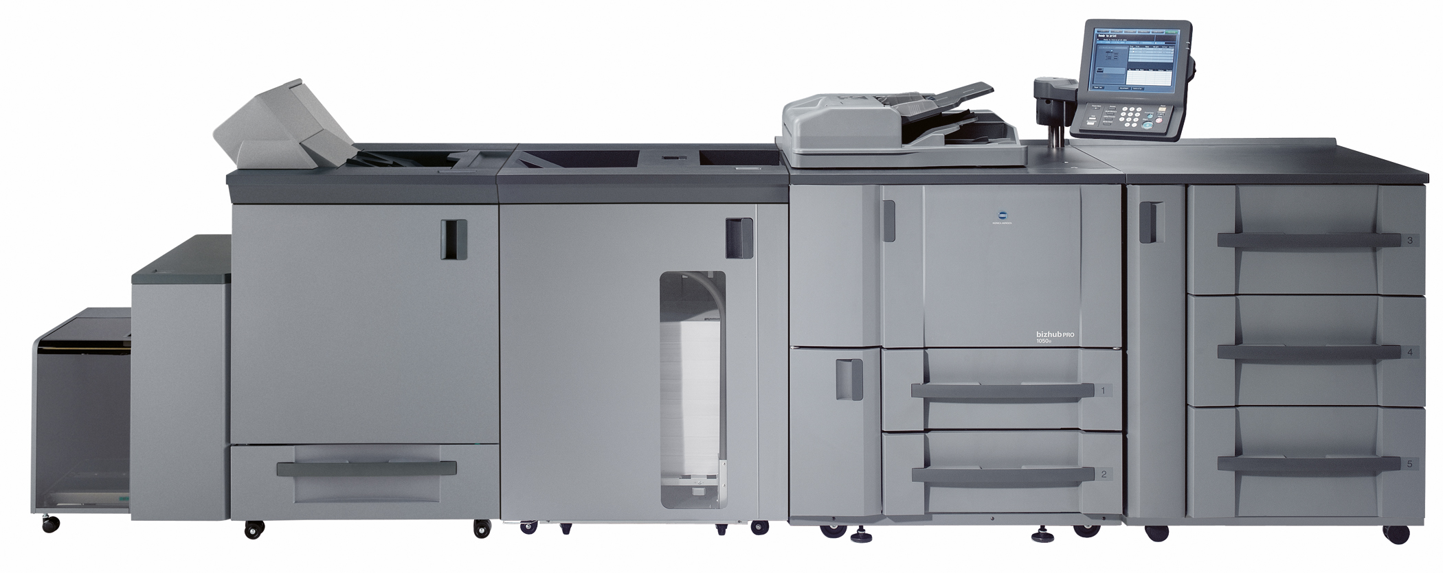 Konica Minolta Business Solutions U S A Signs New Four