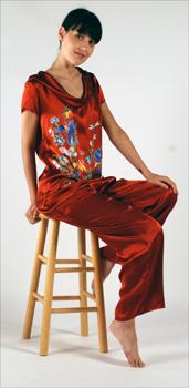Sleepwear Meets Fine Art: Connecticut-Based Texere Silk Launches ...