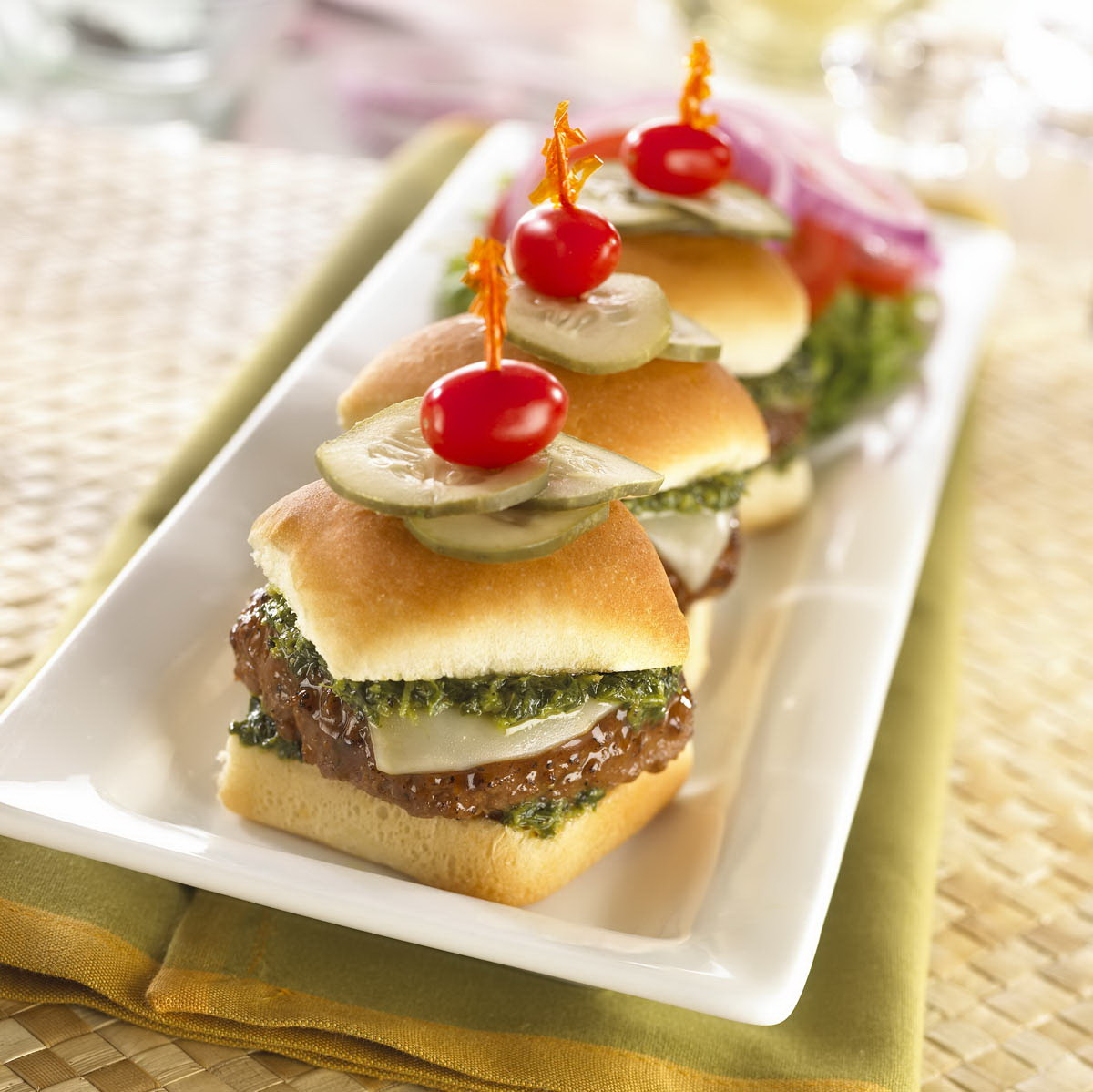 friday s chimichurri sliders t g i friday s chimichurri sliders ...