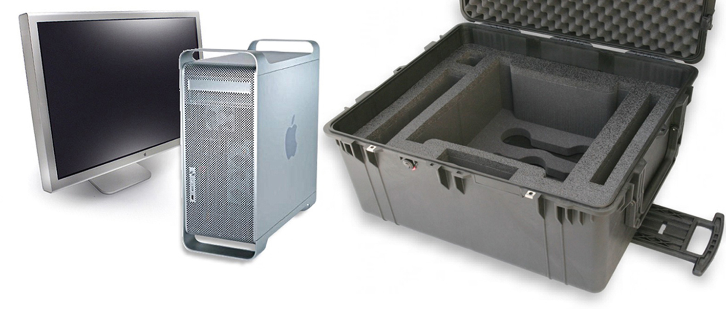 New Pelican Computer Cases Make Airline Travel Safe For