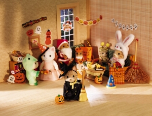 Five New Calico Critters Products Released in Time for