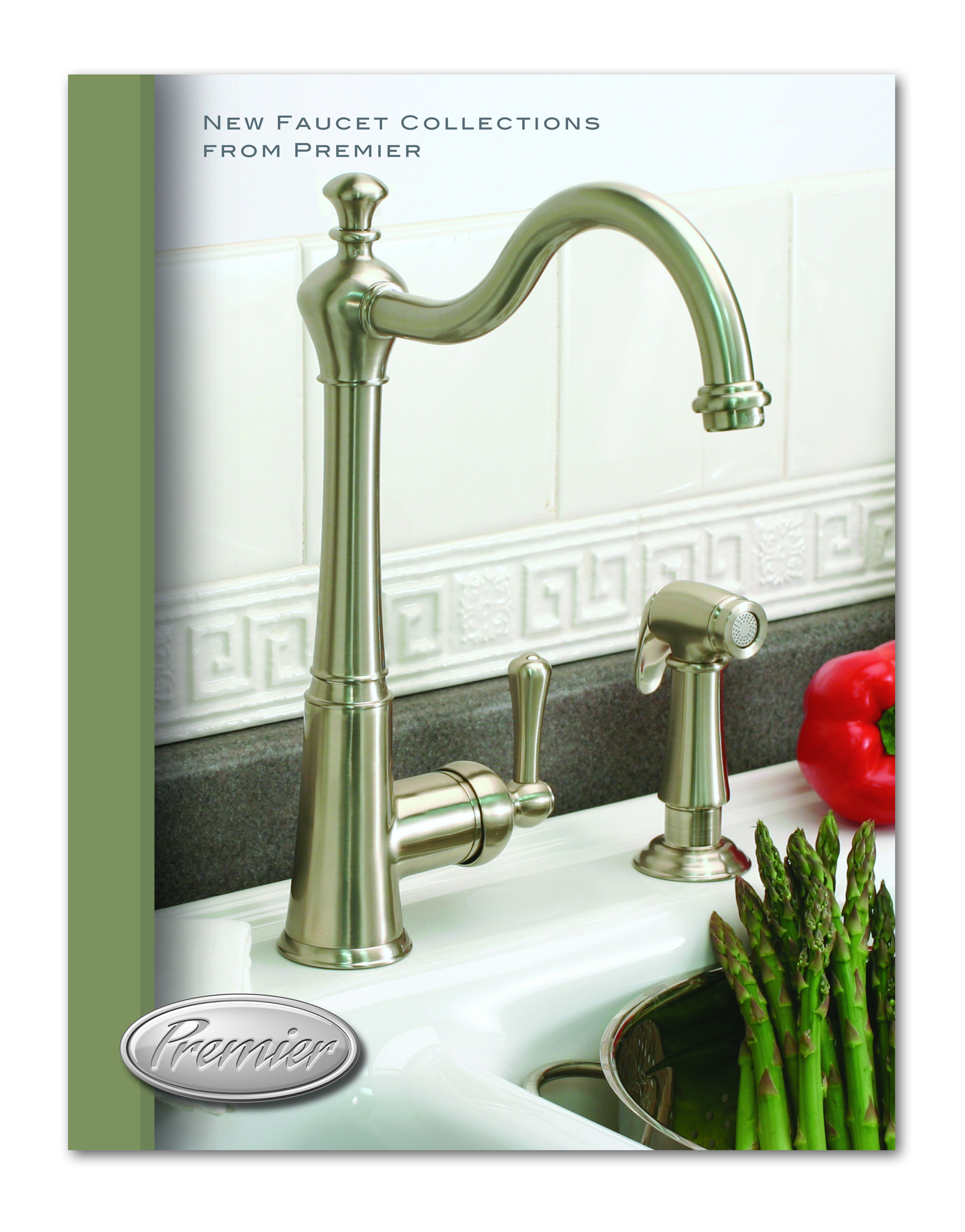Premier Faucet Introduces New Full-Line Catalog that Features Over ...