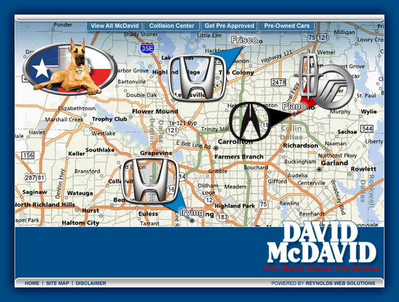 David Mcdavid Auto Group 68
