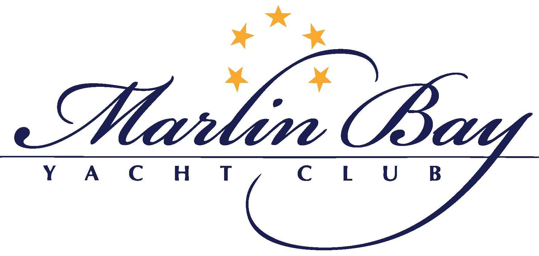 Marlin Bay Yacht Club Logo  Yacht Club Logo