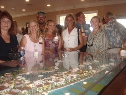 City of Marathon Welcomes Marlin Bay Yacht Club More than 200 Chamber Members and Guests Preview New Community