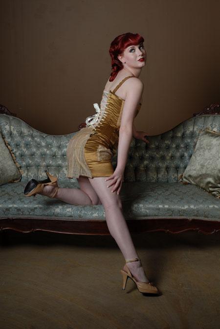 Model: Angela Ryan, Photo by: Greg Daniels
