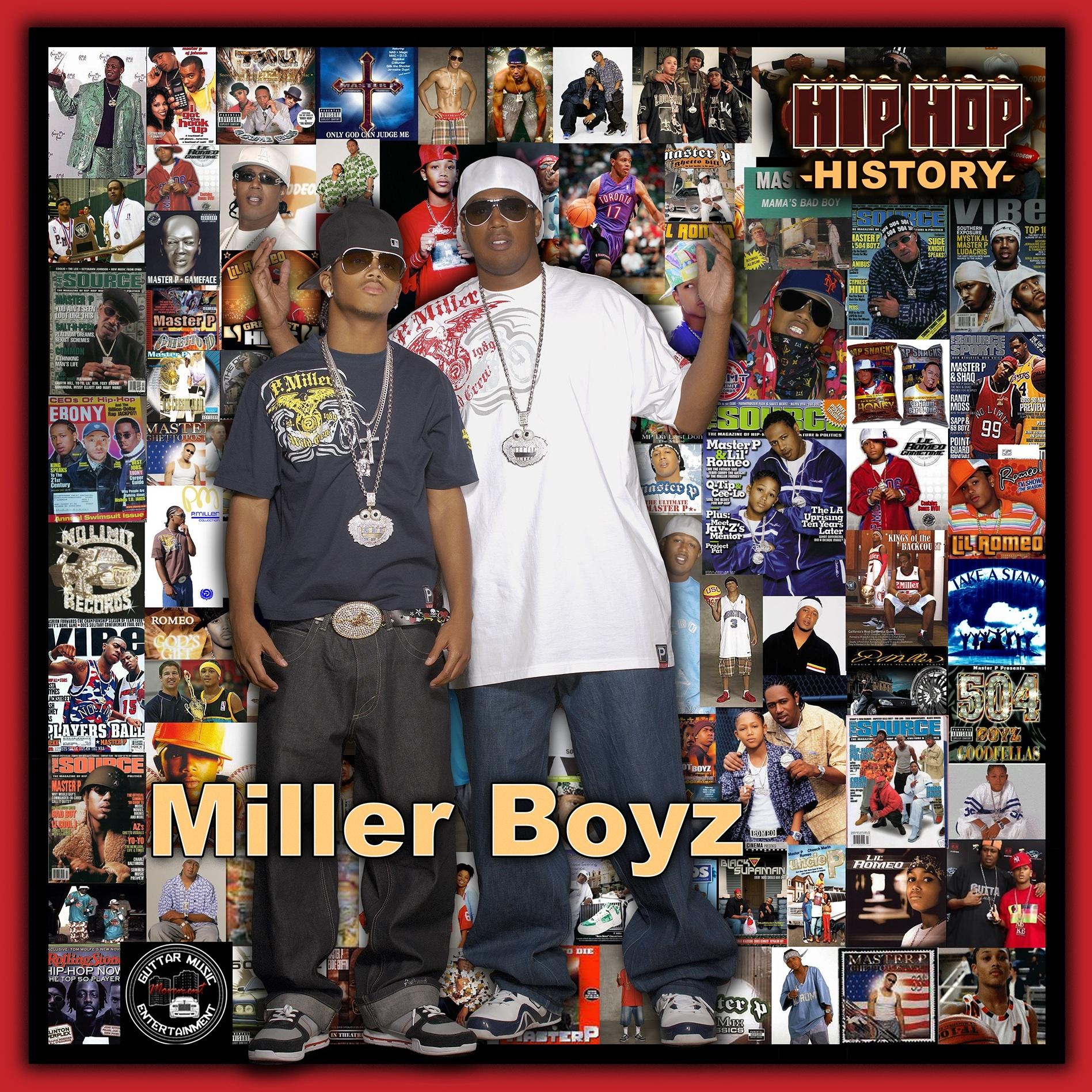 Hip-Hop History Cover Art ...
