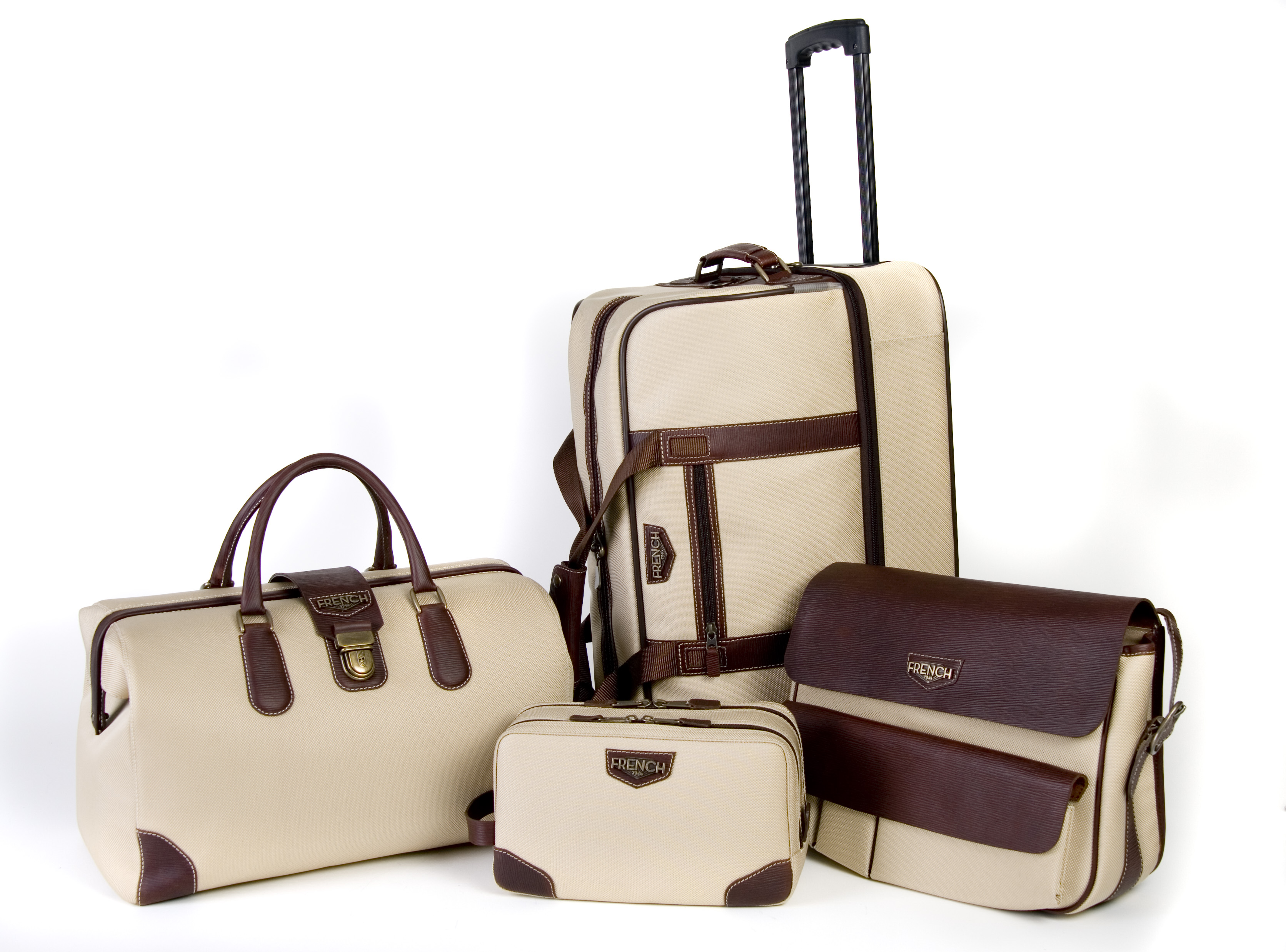 French 1946 Redefines Luxury Luggage