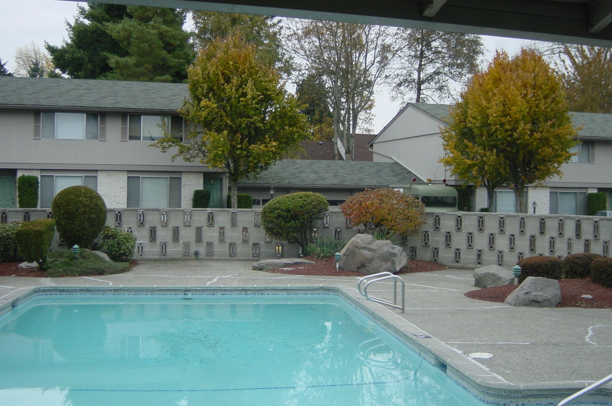 Evergreen Park Apartments Salem Oregon