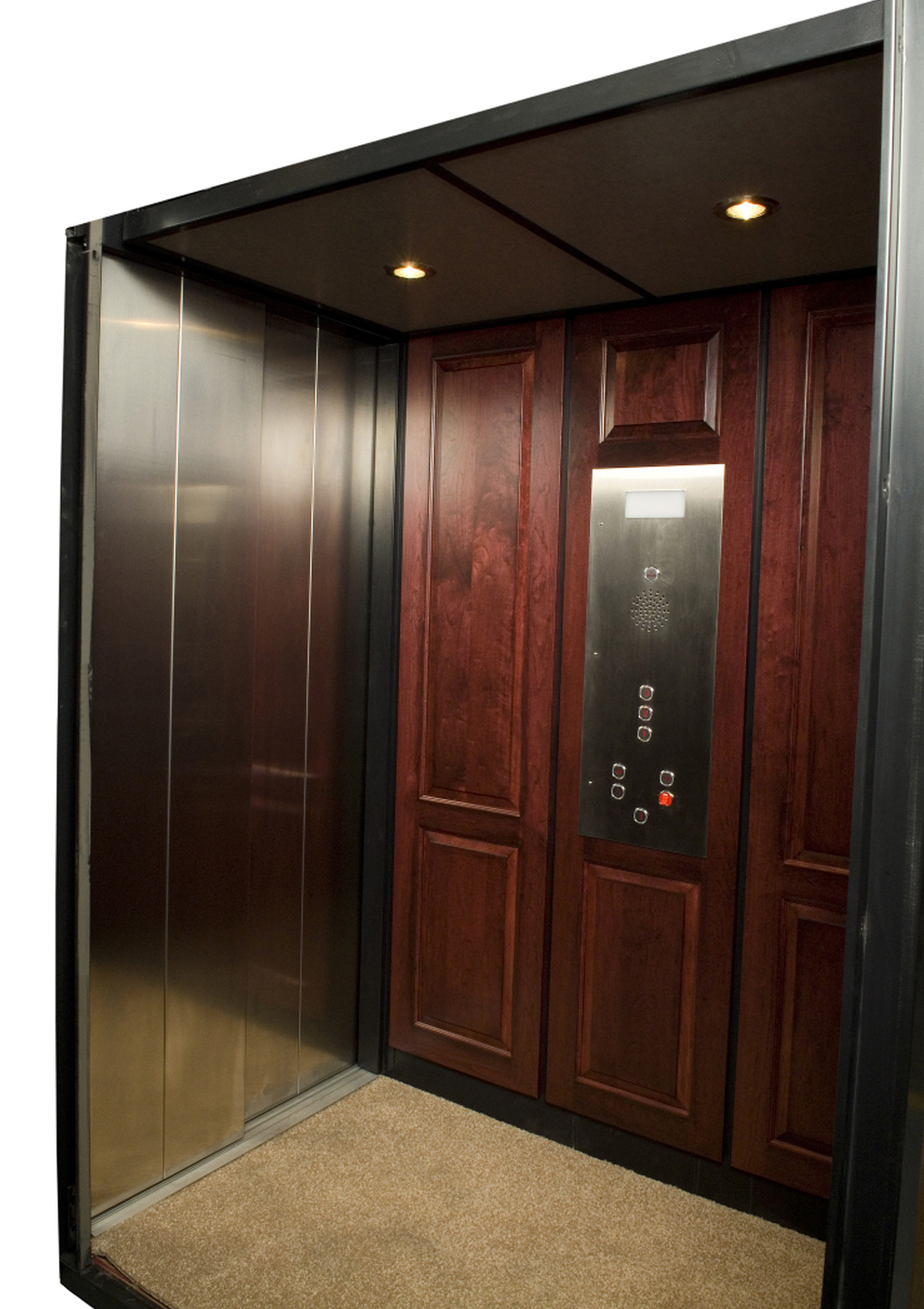 Vertechs Announces A New Home Elevator Built To Industrial