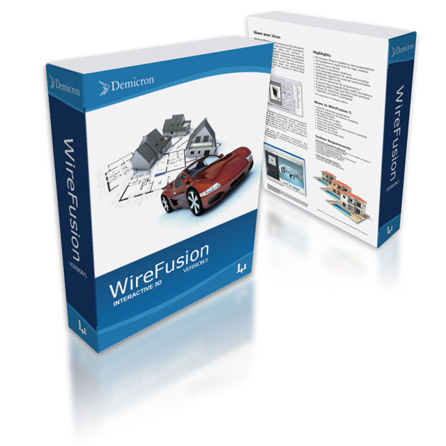 New Wirefusion Version From Demicron Facilitates 3d Visualization For Design And Manufacturing